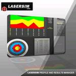 LaserSim Profile Manager & Results Viewer