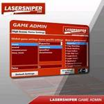 LaserSniper Game Admin